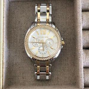 Women's Michael Kors Stainless steel watch